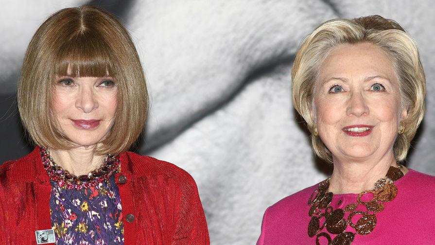 Главный редактор журнала Vogue Анна Винтур решила оставить должность