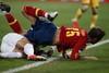 Серхио Рамос в борьбе с Роналду