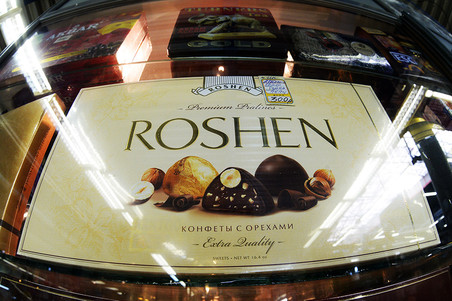 ������� ������ ������������� ��������� ��-�� ������� �� ���� ��������� ������� Roshen