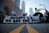 Полиция Нью-Йорка разогнала юбилейную акцию Захвати Уолл-стрит