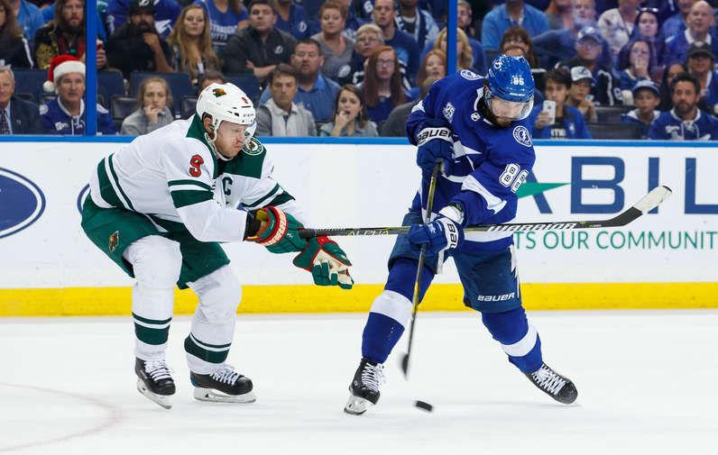 Будет упущением неназвать Кучерова одним из наилучших игроков НХЛ— Джон Купер