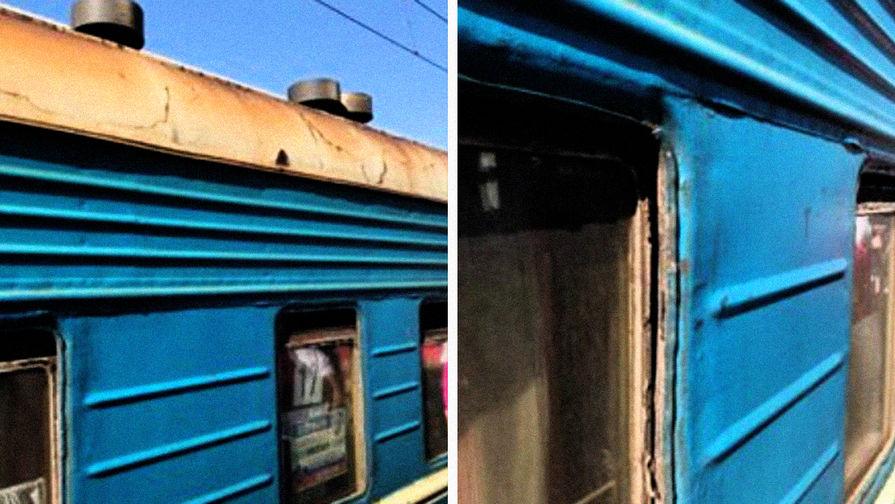 «Поезд водин конец»: винтернете шокированы поездом Москва-Херсон