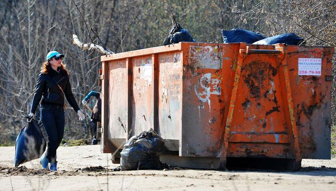 НаТюменском мусоросортировочном заводе опровергли случай поиска пакета с«миллионами»