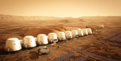 � 2025 ����, � ��������� ����� ����������, ������ ����������� ������� ��������. // MarsOne