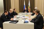 Ситуация в российской экономике стабильная, уверен Владимир Путин