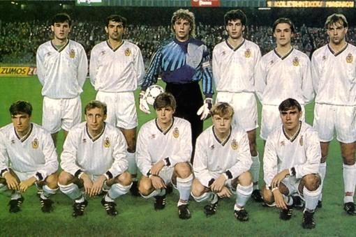 ФК ЦСКА (Москва) образца 1992 года