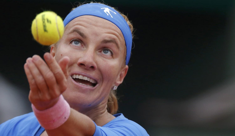 Мугуруса обыграла Кузнецову истала первой четвертьфиналисткой