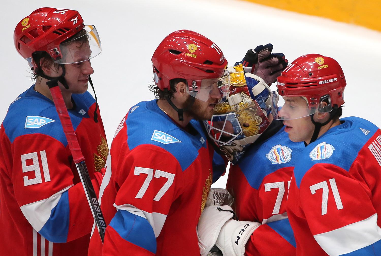 Дацюк иМарков пропустят 2-ой матч против сборной Чехии
