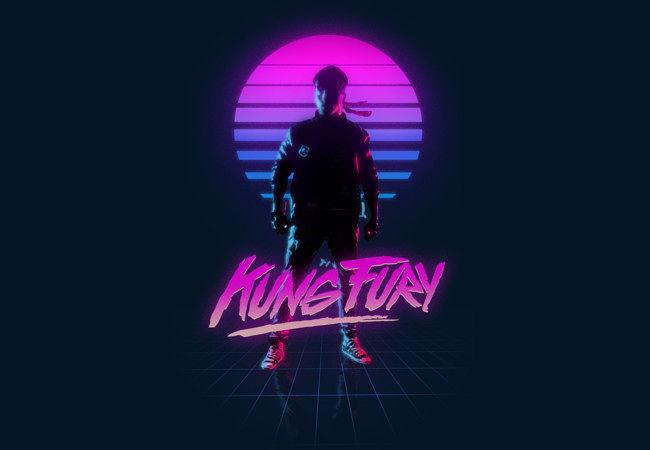 Постер Kung Fury