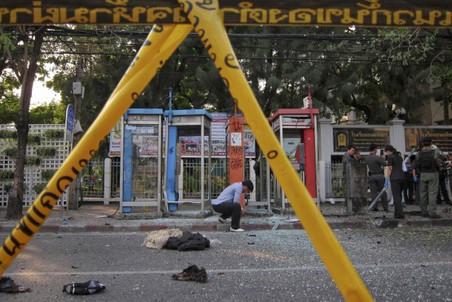 Израиль обвинил Иран во взрывах в Бангкоке, произошедших во вторник
