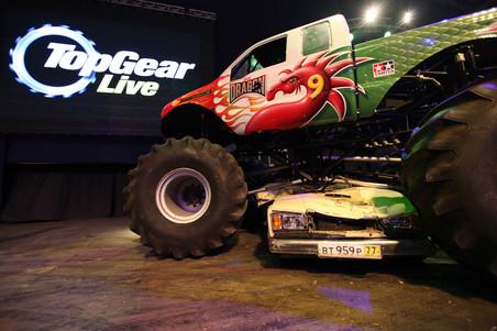 � ������ ������ ��� «Top Gear Live»