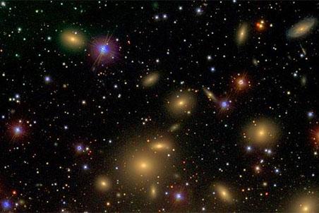 ��������� NGC1277 � ��������� �� � ������ ������