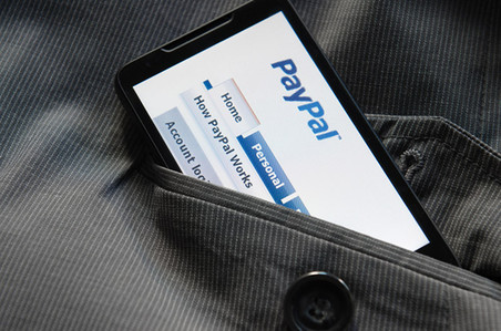 PayPal ������ ��������� � ������ �����