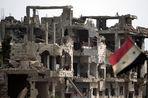 Россия внесла в Совбез ООН свой проект резолюции по гуманитарной ситуации в Сирии