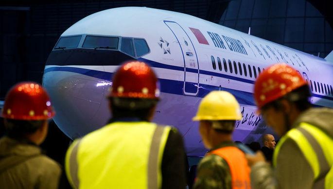 American Airlines продлила запрет наполеты самолетов Boeing-737 MAX