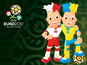 Талисманы Евро-2012: Славек и Славко
