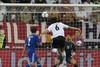 ... и вскоре Сами Хедира забил второй мяч в ворота Греции