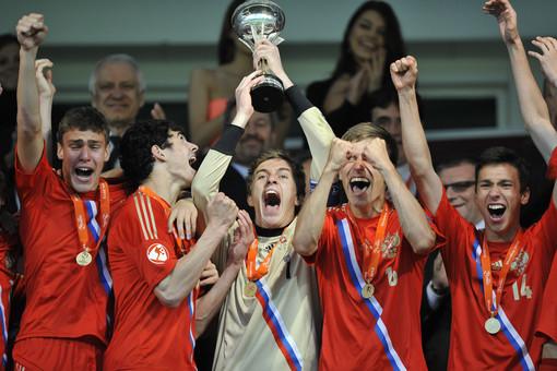 сборная России U-19, Сборная России по футболу, детский футбол, сборная России U-17