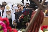 Джон Керри посетил Киев и рассказал о помощи экономике Украины