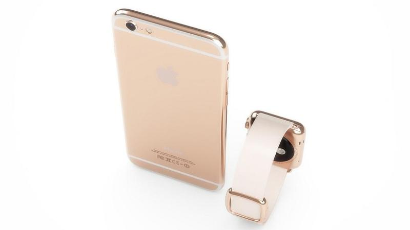 iPhone 6s Rose Gold Edition