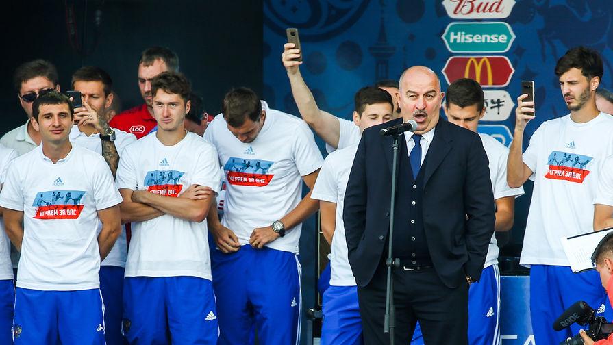 Сборная России - лучшая по игре в обороне после четвертьфиналов