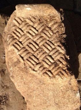 Резной камень портала (1490–1500). Фрагмент