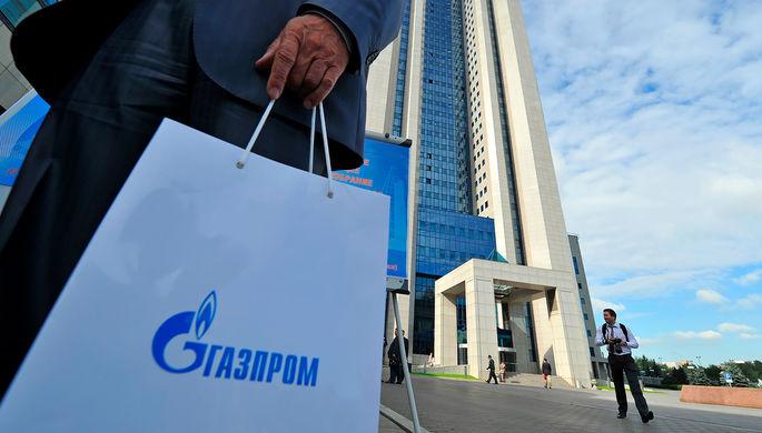 «Газпром» добыл всамом начале года 361 млрд кубометров газа