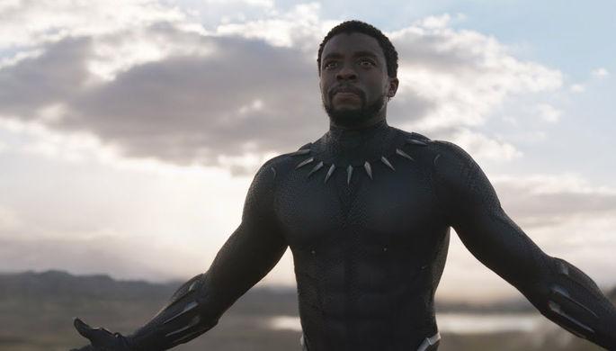 1-ый полноценный трейлер супергеройского фильма «Черная пантера» / Black Panther отMarvel