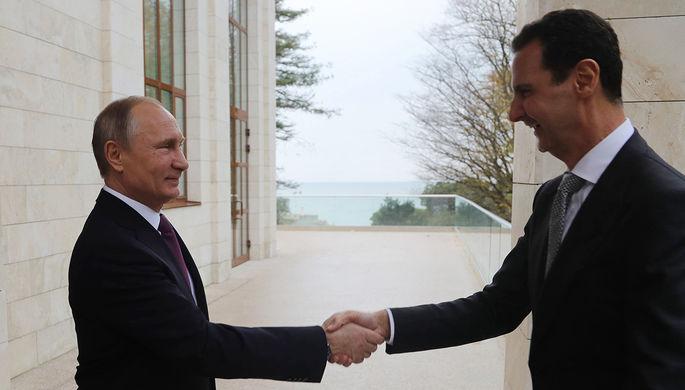 РФ несет ответственность запомощь Сирии— Госдеп