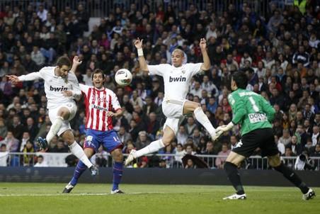 Реал обыграл дома Спортинг