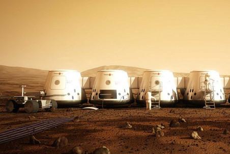 В 2023 году на Марсе будет основано первое обитаемое поселение