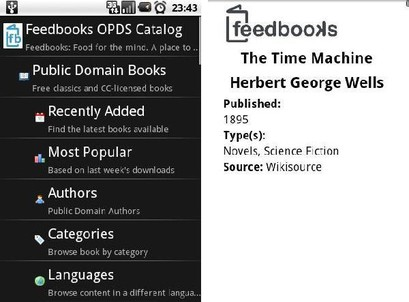 Приложения для чтения fb2 андроид