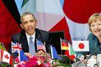 Членство России в «большой восьмерке» приостановлено