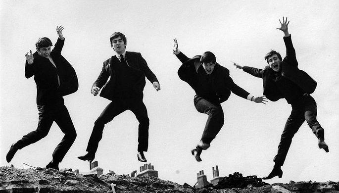 Вышел клип The Beatles «Glass Onion»