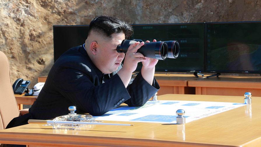 Северная Корея утром вновь проверила баллистическую ракету