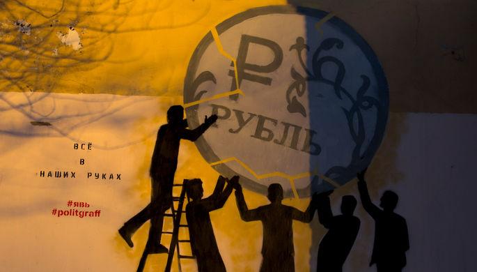 Руб.  отреагировал нарешениеЦБ РФпоставке