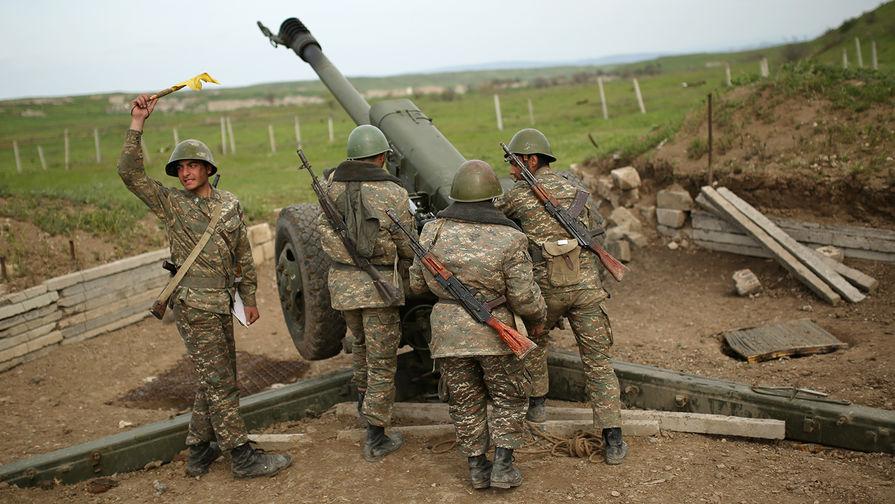 Признание Карабаха — это война