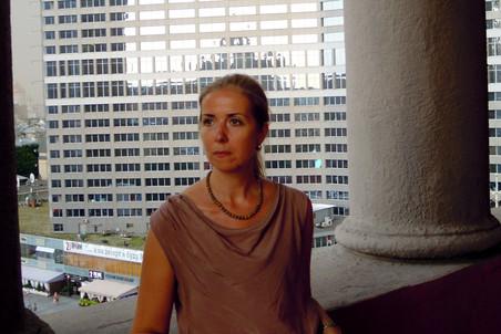 Интервью с генеральным секретарем «DOCOMOMO-Россия» Анной Броновицкой