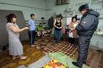 Полиция рапортовала о проверке почти всех московских квартир