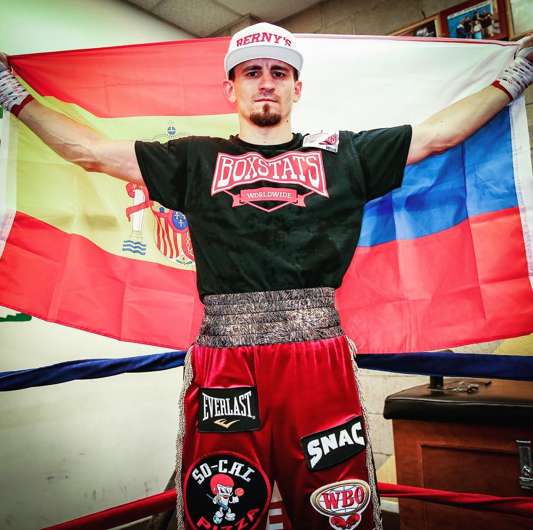 Русский боксер Петров поспорит затитул чемпиона мира сФлэнаганом