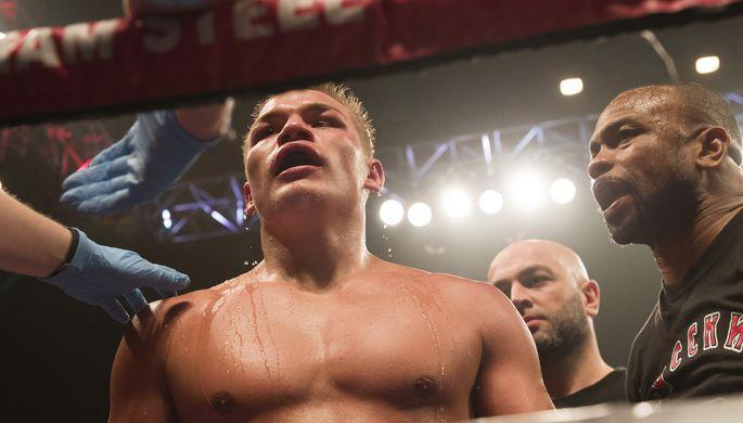 Чудинов победил Форда истал обладателем пояса WBA International