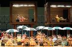 На фестивале «Золотая маска» в феврале покажут спектакли петербургского Михайловского и Пермского театров