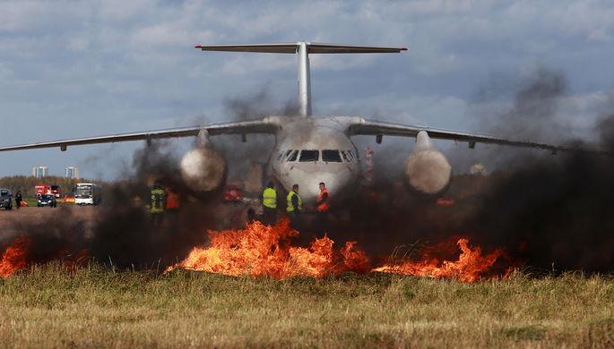 ВКанаде потерпел крушение самолет с25 людьми наборту