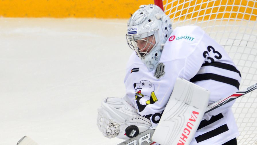 Голкипер «Трактора» Францоуз стал игроком клуба НХЛ «Колорадо»