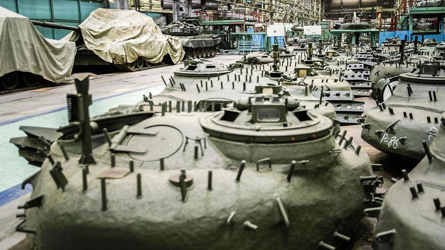 Модернизация боевых танков Т-72 на дочернем предприятии ОАО «НПК «Уралвагонзавод»...