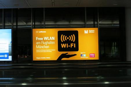 �������� ��������� � ��������� ������� � �������� ����� Wi-Fi