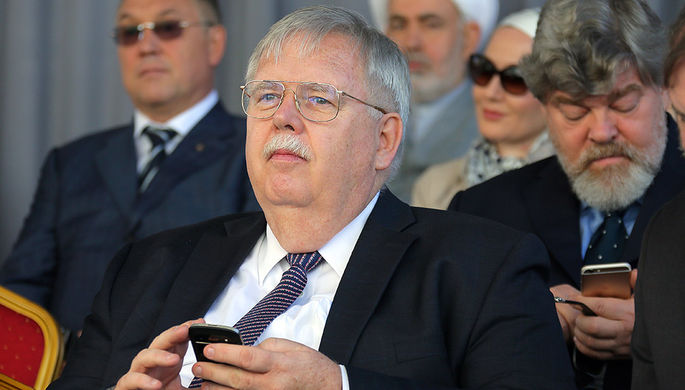 Джон Теффт объявил, что унего останутся самые теплые воспоминания о Российской Федерации