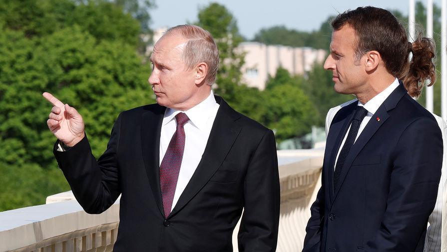 Вполне возможно, Макрон приедет наЧМ, ежели французы выйдут в ½ финала— Посол Франции