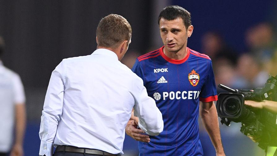 Виктор Гончаренко очень надеется на удачную игру Алана Дзагоева