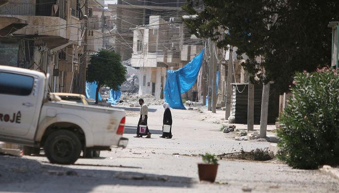 ИГвответе засмерть 4 американцев вСирии— США